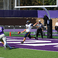 Football: University of St. Thomas (Minnesota) Tommies vs. University of Wisconsin, Eau Claire Blugolds