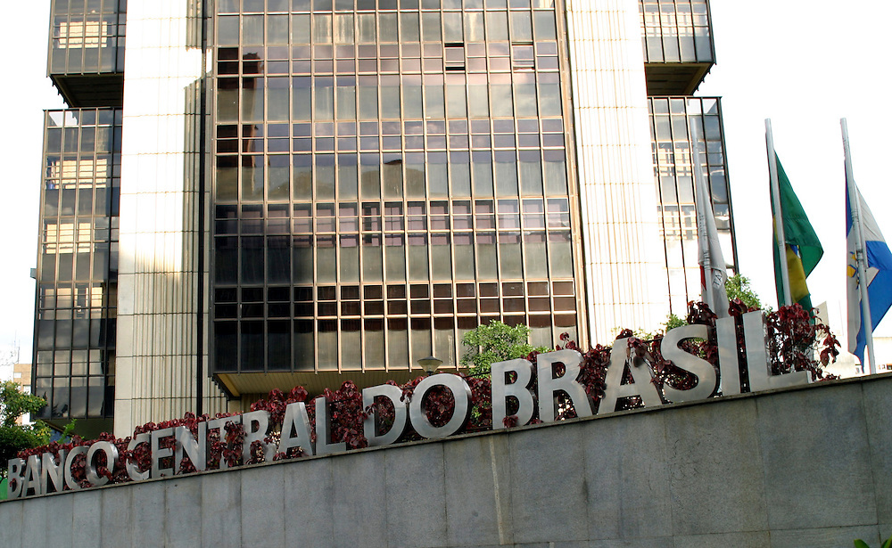 Belo Horizonte_MG, Brasil...Banco Central do Brasil em Belo Horizonte...Central Bank of Brazil in Belo Horizonte...Foto: MARCUS DESIMONI / NITRO..........