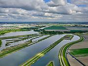 Nederland,Zuid-Holland, Zuidplas; 14–05-2020; Zevenhuizen, Eendragtspolder, Rottemeren. Willem-Alexander Baan,roeibaan.<br /> Willem-Alexander Baan, rowing course.<br /> <br /> luchtfoto (toeslag op standaard tarieven);<br /> aerial photo (additional fee required)<br /> copyright © 2020 foto/photo Siebe Swart
