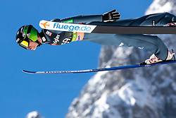 Anze Semenic (SLO) during the Qualification round of the Ski Flying Hill Individual Competition at Day 1 of FIS Ski Jumping World Cup Final 2019, on March 21, 2019 in Planica, Slovenia. Photo by Matic Ritonja / Sportida