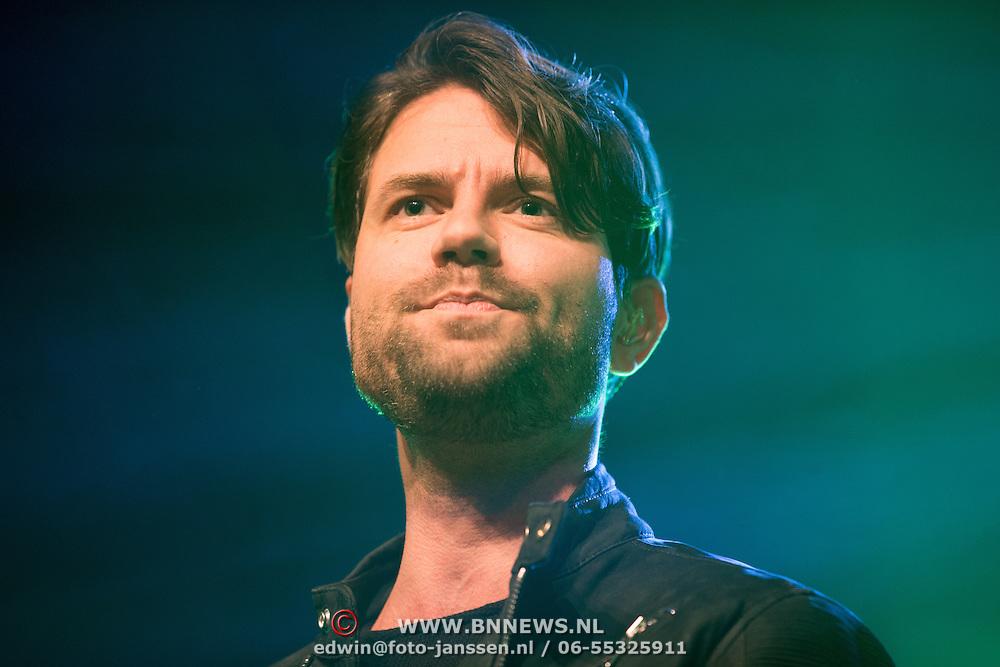 NLD/Uitgeest/20170207 - Uitreiking 100% NL Awards 2016, Simon Keizer