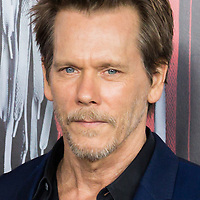 "Actor Kevin Bacon arrives at the 2016 AFI Fest ""Patriots Day"" Special Closing Night Gala Presentation at the TCL Chinese Theatre on Thursday, Nov.17, 2016, in Los Angeles. (Photo by Willy Sanjuan/Invision/AP)"
