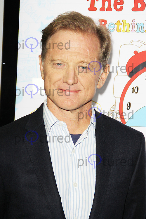 James Redford, The Big Picture: Re-Thinking Dyslexia - UK Premiere, Prince Charles Cinema Leicester Square, London UK, 17 October 2013 (Photo by Brett D. Cove)
