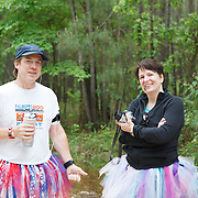 Images from the 2013 Wambaw Swamp Stomp 50 mile trail race. The Wambaw Swamp Stomp is a 50 mile trail race along the Swamp Fox Passage leg of the Palmetto Trail in the Francis Marion National Forest near Charleston, South Carolina.