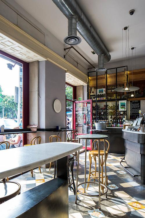 Betlem Restaurant, Barcelona | Architect: Open Source Architecture