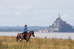 Yvette Vinton, (CAN), Petit Loup D Jolie<br /> Alltech FEI World Equestrian Games™ 2014 - Normandy, France.<br /> © Hippo Foto Team - Leanjo de Koster<br /> 25/06/14