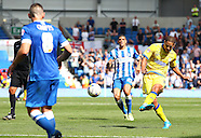 Brighton and Hove Albion v Sheffield Wednesday 090814