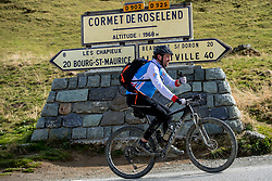 16-09-2017 FRA: BvdGF Tour du Mont Blanc day 7, Beaufort<br /> De laatste etappe waar we starten eindigen we ook weer na een prachtige route langs de Mt. Blanc / Xander