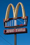 Nov. 6, 2006, McDonalds in New Orleans destroyed by Hurricane Katrina