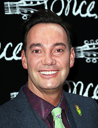 Craig Revel Horwood  arriving for the opening night of the West End production of the Broadway hit musical Once in London ,Tuesday, 9th April 9th 2013 Photo by: Stephen Lock / i-Images