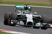 ROSBERG Nico (Ger) Mercedes Gp Mgp W05 action during the 2014 Formula One World Championship, Japan Grand Prix from October 3rd to 5th 2014 in Suzuka. Photo Clement Marin / DPPI