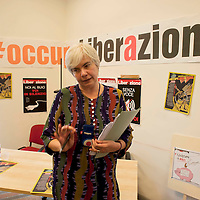 occupyLiberazione,Conferenza Stampa