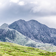 Mountains of Snowdonia / Wales