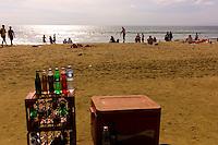 Kuta Beach. Bali revisited January 2012.