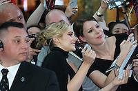 Elizabeth Olsen, The Avengers: Age of Ultron - European Film Premiere, Westfield Shopping Centre, London UK, 21 April 2015, Photo by Richard Goldschmidt