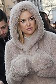 Kate Hudson in Winter coat