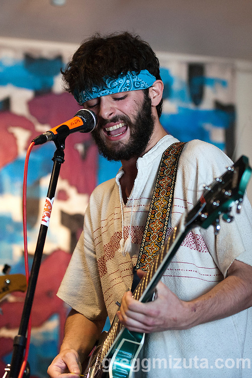 Three Gunas' Brandon Young performs at the Commonauts Youth Outreach Program Summer Opener at the Boise Hive on June 4, 2016 in Boise, Idaho. (Gregg Mizuta/greggmizuta.com)<br /> <br /> Julia &amp; the Jumpscares, Tag Along Friend, Girl Puke, Three Gunas.
