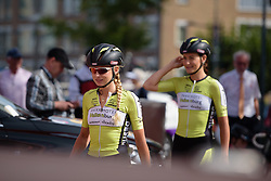Jermaine Post (Parkhotel Valkenburg) at the 111 km Stage 4 of the Boels Ladies Tour 2016 on 2nd September 2016 in 's-Hertogenbosch, Netherlands. (Photo by Sean Robinson/Velofocus).