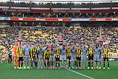 20140726 Football United Tour - Wellington Phoenix v Newcastle