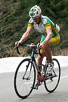 Floyd Landis on the Croix the Chabouret