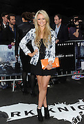 18.JULY.2012. LONDON<br /> <br /> EMILY ATACK ATTENDS THE EUROPEAN PREMIERE OF BATMAN 'THE DARK NIGHT RISES' AT THE ODEON CINEMA, LEICESTER SQUARE.<br /> <br /> BYLINE: EDBIMAGEARCHIVE.CO.UK<br /> <br /> *THIS IMAGE IS STRICTLY FOR UK NEWSPAPERS AND MAGAZINES ONLY*<br /> *FOR WORLD WIDE SALES AND WEB USE PLEASE CONTACT EDBIMAGEARCHIVE - 0208 954 5968*