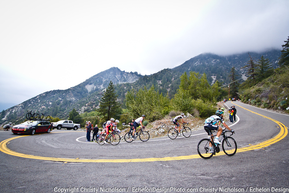 Amgen Tour of California - MT. Baldy, Stage 7