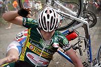 Wevelgem -  Belgie - wielrennen - cycling - radsport - Gent - Wevelgem - Protour - James van Landschoot