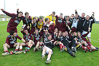 Galway team in Drom who won the Youths Cup final . Phorto : Andrew Downes