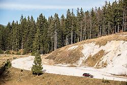 Testing of Suzuki SX4 S-cross All grip in mountains, on December 2, 2016 in Velika Planina, Slovenia. Photo by Vid Ponikvar / Sportida