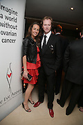 Maximillion Cooper and Julie Brangstrup, The Eve Appeal Dinner, Nobu London,  Dinner in aid of Eve Appeal, Gynaecology Cancer Research Fund, 3 September 2007. -DO NOT ARCHIVE-© Copyright Photograph by Dafydd Jones. 248 Clapham Rd. London SW9 0PZ. Tel 0207 820 0771. www.dafjones.com.