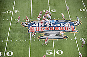 2011 Ohio State vs. Arkansas Sugar Bowl