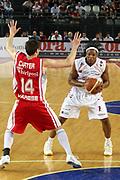DESCRIZIONE : Roma Lega A1 2006-07 Lottomatica Virtus Roma Whirlpool Varese <br /> GIOCATORE : Hawkins <br /> SQUADRA : Lottomatica Virtus Roma <br /> EVENTO : Campionato Lega A1 2006-2007 <br /> GARA : Lottomatica Virtus Roma Whirlpool Varese <br /> DATA : 25/04/2007 <br /> CATEGORIA : <br /> SPORT : Pallacanestro <br /> AUTORE : Agenzia Ciamillo-Castoria/G.Ciamillo