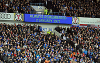 Football - Scottish Premier League - Rangers vs. Celtic<br /> forty years to the day that sixty six fans lost their lives at Ibrox