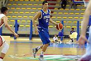 LIGNANO SABBIADORO, 07 LUGLIO 2015<br /> BASKET, EUROPEO MASCHILE UNDER 20<br /> ITALIA-CROAZIA<br /> NELLA FOTO: Simone Fontecchio<br /> FOTO FIBA EUROPE/CASTORIA