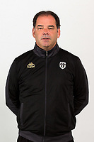 Stephane Moulin during Photoshooting of Angers Sco for new season 2017/2018 on September 29, 2017 in Angers, France <br /> Photo : Angers Sco / Icon Sport