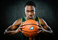 Men's Basketball Portraits 10/03/18
