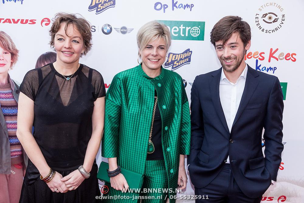 NLD/Ede/20131208 - Premiere Mees Kees, Sanne Wallis de Vries, Pr. Laurentien en Willem Voogd