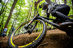 Mercedes-Benz UCI Mountain Bike World Cup competition final day in Bike Park Pohorje, Maribor on 28th of April, 2019, Slovenia.  . Photo by Grega Valancic / Sportida