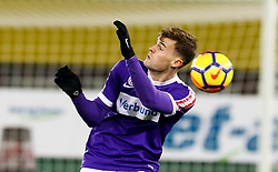 10.02.2018, Ernst Happel Stadion, Wien, AUT, 1. FBL, FK Austria Wien vs Lask, 22. Runde, im Bild Stefan Stangl (FK Austria Wien) // during Austrian Football Bundesliga Match, 22nd Round, between FK Austria Vienna and Lask at the Ernst Happel Stadion, Vienna, Austria on 2018/02/10. EXPA Pictures © 2018, PhotoCredit: EXPA/ Alexander Forst