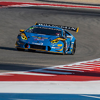 IMSA Lambo Super Trofeo, COTA, Austin, TX, September 2016. (photo by Brian Cleary/bcpix.com)