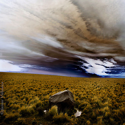FOTÓGRAFO: Jaime Villaseca ///<br /> <br /> Pampa patagónica.