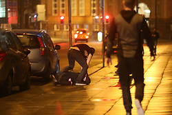 UPDATE: Victim Image released by Police<br /> Manchester UK 05.12.2017: A man has been killed after being hit by a car on Charlestown Road in North Manchester<br /> <br /> Police said &ldquo;We were called at 6pm to reports of a pedestrian and a car on Charlestown Road. The vehicle has stopped at the scene.<br /> <br /> &ldquo;We can confirm that a male pedestrian was hurt at the scene and our enquires are ongoing