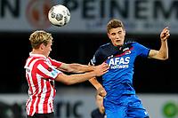 Jeffrey Chabot of Sparta Rotterdam, Guus Til of AZ Alkmaar