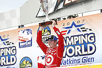 Scott Dixon, Camping World Watkins Glen Grand Prix, Watkins Glen, NY USA, 7/8/2007