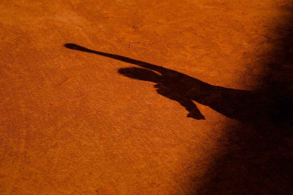 Ball Boy, Roland Garros, 2011.