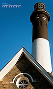 Fire Island Lighthouse and the Rooftop, Kismet, Long Island, New York