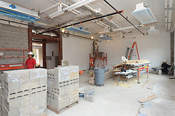 Hanover Elementary School - Kindergarten Addition<br /> James R Anderson Photographer | photog.com 203-281-0717<br /> Andrade Architects, LLC. Enfield Builders, Inc.<br /> Photography Date: 7 August 2012<br /> Camera View: Northwest. Classroom 112<br /> Image Number 19