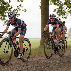 Boels Rental Ladies Tour Roden Mascha Pijnenborg, Karen Elzing