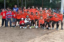 Canchinha, válida pela final da Copa Kaiser RS de Futebol Amador 2012.  FOTO: Luis Gonçalves/Preview.com