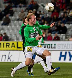 19.11.2011, Tivoli Stadion, Innsbruck, AUT, 1. FBL, FC Wacker Innsbruck vs SV Mattersburg, im Bild scm18 , EXPA Pictures © 2011, PhotoCredit: EXPA/ P.Rinderer